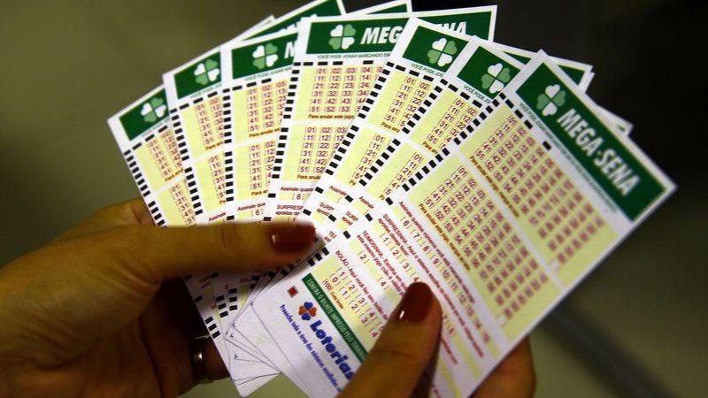 Loterias: apostador único fatura prêmio de 37,4 milhões na Mega-Sena