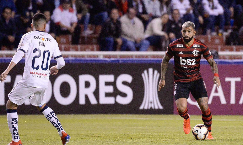 Libertadores: Flamengo enfrenta LDU em Quito