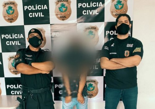 Autor de furto qualificado é preso em Anápolis