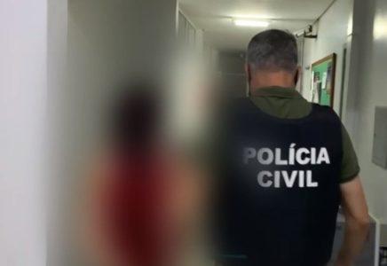 Jovem de 20 anos é presa ao aplicar o golpe do novo número contra idosa de 64 anos
