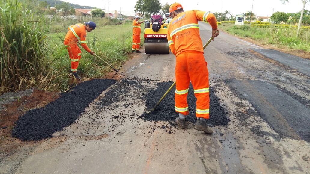 Presidente da GoInfra confirma restauração da rodovia entre Itumirim e Aporé