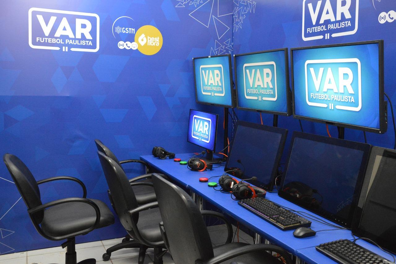 Paulistão: quatro partidas têm VAR descentralizado na última rodada da elite