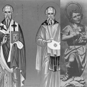 Santo do Dia: Nereu, Aquiles e Pancrácio