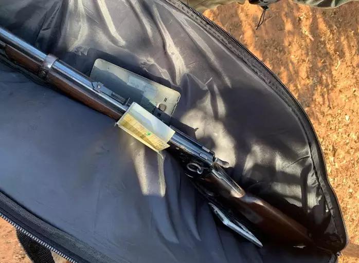 Trio que furtava gado e baterias é preso com arma e R$ 21 mil em Inocência