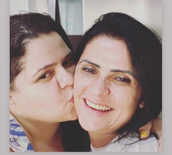 Maria Sandra Teixeira da Costa: boletim médico desta segunda-feira