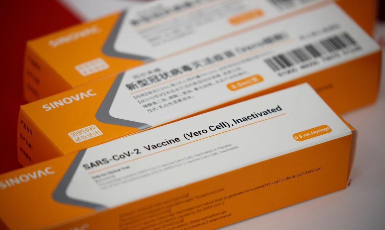 MS vai receber mais de 85 mil doses de coronavac para 'zerar' fila da Dose 2