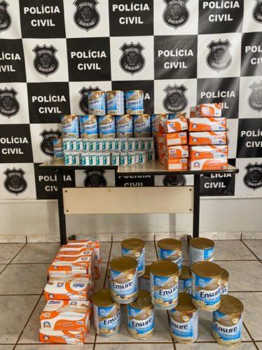 Presa associação criminosa suspeita de desviar produtos da Saúde para farmácias