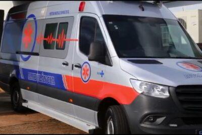 Assessor do governo do Estado de MS sofre  acidente na MS 306