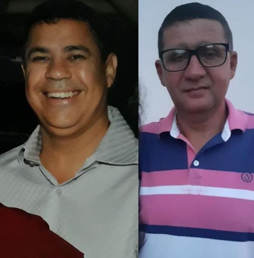 Covid-19: informações do Ronaldo Goulart (Din) e Joel Carlos Ferreira Souza