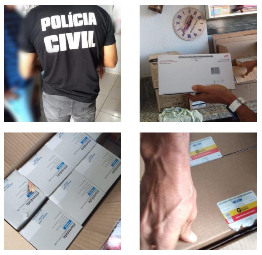 Polícia prende mais um integrante de associação criminosa que vendia medicamentos controlados