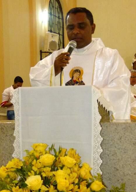 Padre Edilson marca despedida de Cassilândia e o substituto é conhecido pela comunidade católica