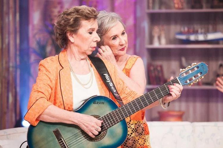 Irmãs Galvão encerram dupla por motivo de saúde: 'Não lembra as letras'