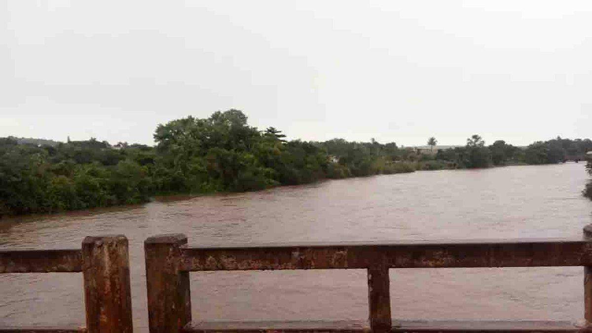 Rio Aporé: Imasul emite alerta para 4 rios em MS com nível abaixo do normal