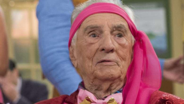Aos 101 anos, morre 'Seu Peru'