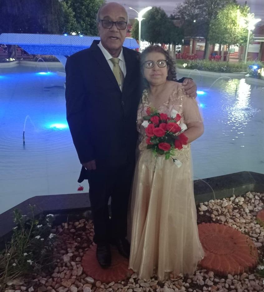 Bené e Maria: um amor de infância que completa 50 anos