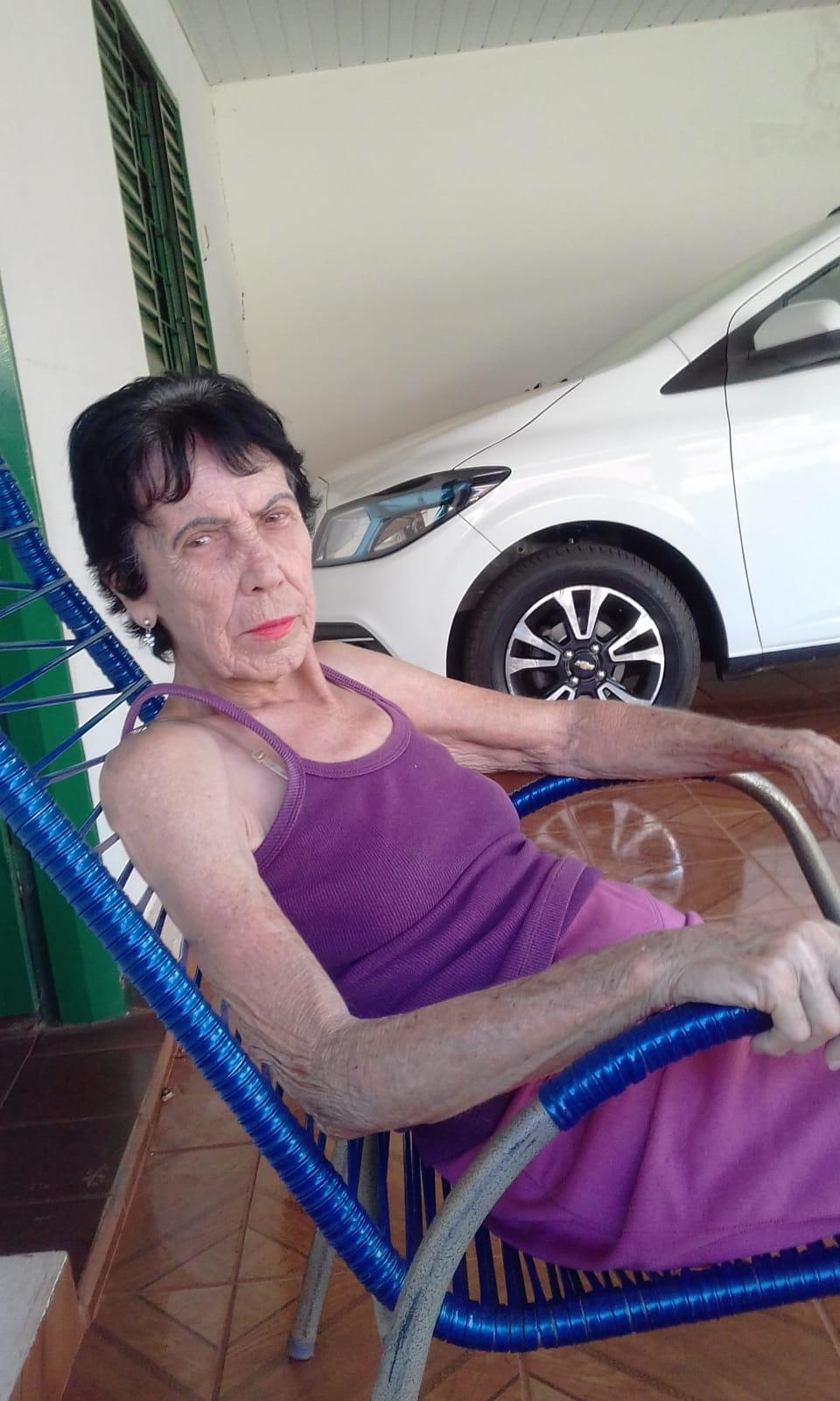 Fotogaleria - Morre a cassilandense Antônia Deolina de Jesus, vítima de Covid-19