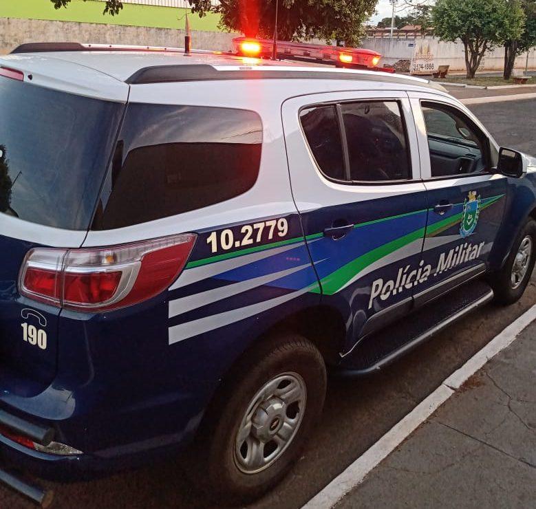 Polícia Militar prende homem por furtar passageiros de um ônibus em Paranaíba