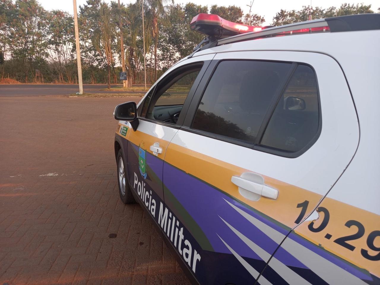 Cassilândia: Polícia Militar prende homem por portar droga na Vila Pernambuco