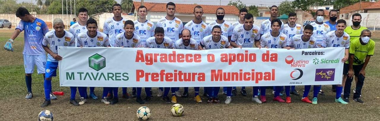 Fotogaleria: equipe cassilandense de futebol amador empata no primeiro jogo do campeonato