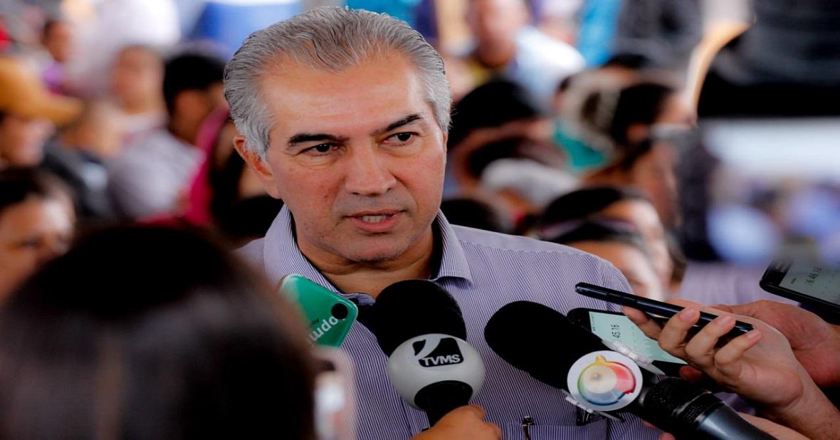 Reinaldo engrossa lista de governadores que cobram verdade sobre ICMS