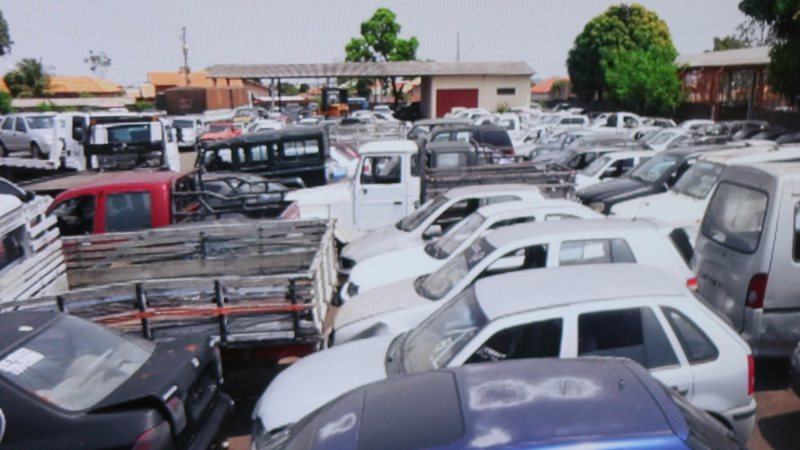 Plataforma no portal do TJMS facilita busca de veículos apreendidos