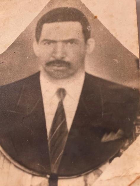 O leitor já viu a foto do fundador de Cassilândia?