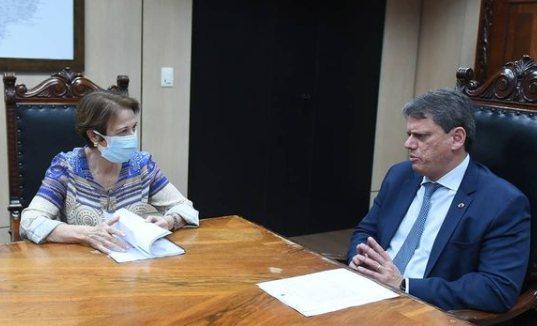 Ministra Tereza Cristina testa positivo para Covid-19 e permanecerá em isolamento