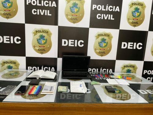 Polícia prende casal suspeito de aplicar golpes contra idosos
