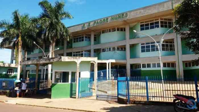 Ameaça de possível massacre em escola deixa cidade no interior de MS em alerta