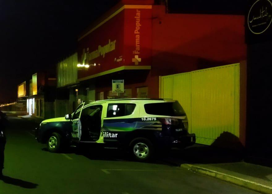 Jovem é detido pela Polícia por adulteração de sinal de veículo automotor