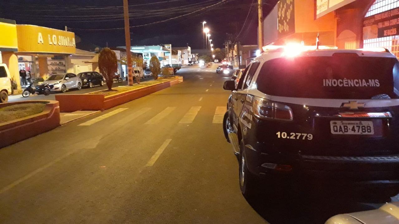 """Condutor realiza """"Cavalo de Pau"""" e acaba preso pela Polícia Militar"""