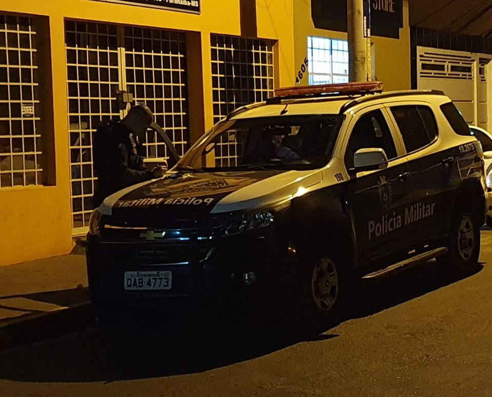 Condutor embriagado é preso pela Polícia Militar em Paranaíba