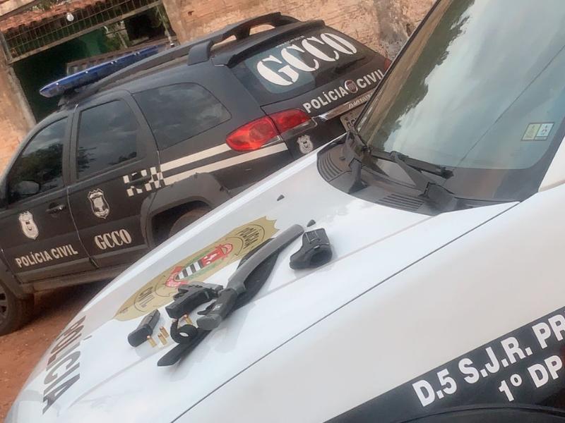 Polícia Civil faz operação para combater quadrilha que aplicava golpe em sites de compra e venda