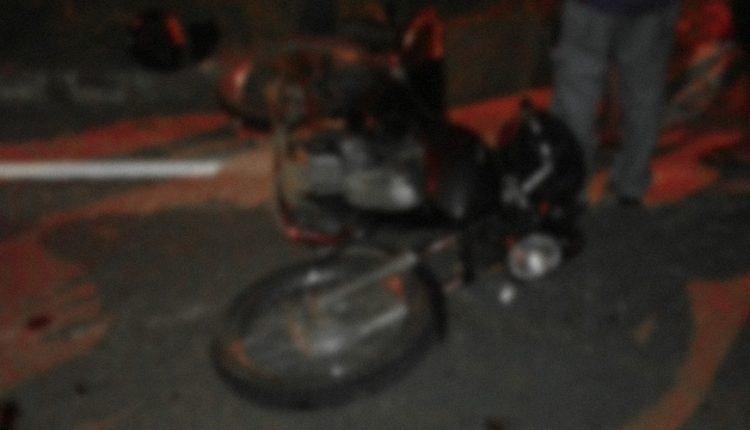 Acidente com motocicletas deixa homem em estado gravíssimo em cidade de MS