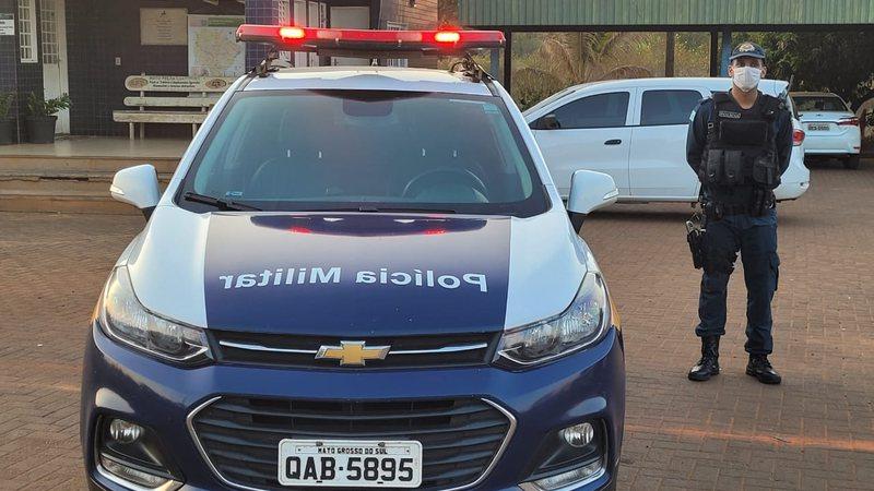 Cassilândia: motorista de caminhonete é preso em flagrante dirigindo embriagado