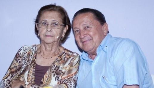 É gravíssimo o estado de saúde de dona Olívia, esposa do Luiz Borracha