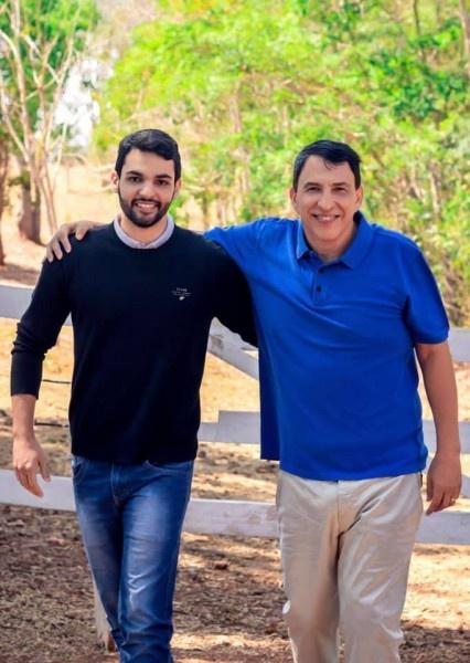 Fotogaleira: morre Matheus Cardoso, filho do ex-Prefeito de Aporé, Alceuzinho