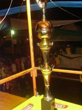 Troféu da Escola de Samba Campeã Popular do CassiFolia 2006Bruna Girotto