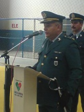 Discurso de agradecimento do Major AdãoGuilherme C. Girotto
